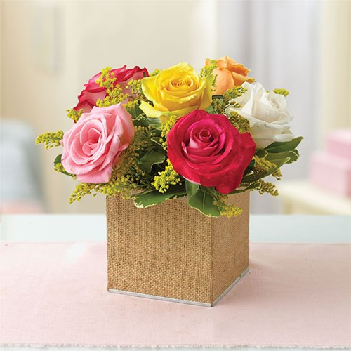The Ftd Sunlit Blooms Bouquet Florist In San Antonio Flower Delivery Pure Bliss Is A Blooming Expression