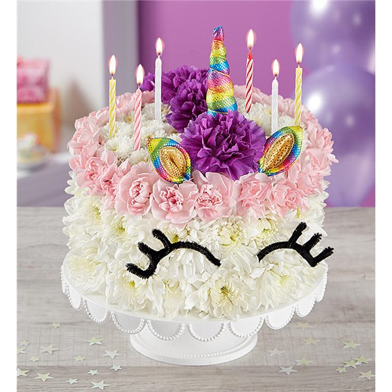Peachy 1 800 Flowers Birthday Wishes Flower Cake Unicorn San Antonio Tx Funny Birthday Cards Online Elaedamsfinfo